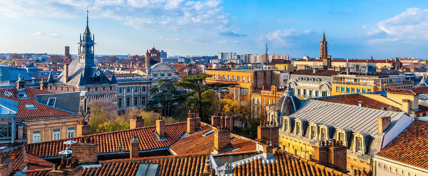 Immobilier Toulouse, le secteur aéronautique entraîne une chute des prix immobiliers